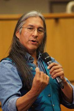 Gene Tagaban - Cherokee, Tlingit, Filipino Storyteller