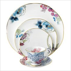 Butterfly Bloom 5 Piece Place Setting by Wedgwood
