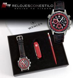 37ad9325fac4 Las 42 mejores imágenes de Relojes Wenger