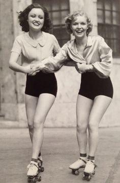 Skaters...1950s