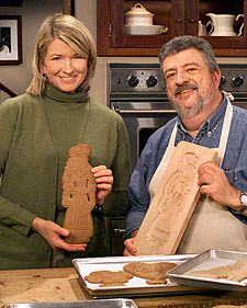 To dream the impossible:  Martha Stewart holiday specials!