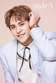 Dongwoon is both a sweet boyfriend and bad boy for 'Style;X'   allkpop.com