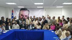 Luisín Jiménez anuncia acercamiento para integrar otros líderes de SDE y del país al PRM