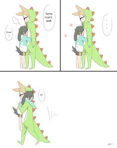 ヘ(=^・ω・^= )ノ
