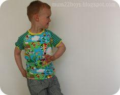 """Mum 2 2 boys: """"Jeg er ham med korte ærmer..."""""""