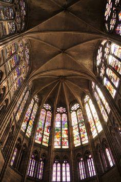 The Cathedral Basilica of Saint Denis   Basilica Saint-Denis