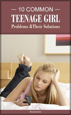 If you are a teen, then you'll probably have to deal with plenty of typical teenage girl problems? Here are 10 common teenage girl problems with solutions.