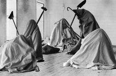 I Like America and America Likes Me, Joseph Beuys, 1974