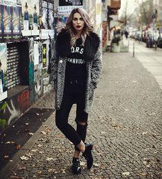More looks by Masha Sedgwick: http://lb.nu/masha_sedgwick  #edgy #elegant #grunge