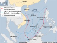 US calls for land reclamation 'halt' in South China Sea 05/30/15
