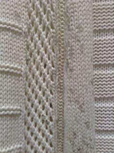 Knit textures