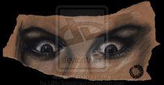 Serie Eyes #3 by Lilith-Symphony.deviantart.com on @deviantART