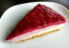 Raw Vegan Gluten-Free Raspberry Cheesecake    Crust    1 cup each of dried fruit and nuts. (I used walnuts, dates, raisins and shredded coconut)  Salt to taste  teaspoon of coconut oil    Filling    3 cups raw cashews, soaked in water for 1 hour  ¾ cups agave nectar (or honey, or other sweetener of choice)  Juice of 3 small lemons (about 1/3 cup)  Zest of 1 lemon  ½ cup coconut cream (cream from top of coconut milk can)  2 t vanilla extract  ¼ tsp almond extract  ¼ tsp sea...