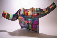 Chunghie Lee & Jiyoung Chung (Fiber Wearable) - See their work at: Craftboston, Seaport from 19-21 April 2013!