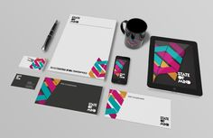 'State of Mind' Branding/Promotion by Jess Bright
