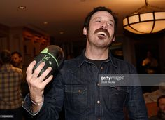 Actor Scoot McNairy attends the Mosaic reception at the RAND Luxury Lounge during 2017 Sundance Film Festival at The St. Regis Deer Valley on January 22, 2017 in Park City, Utah.