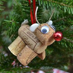 reindeer-cork-ornament