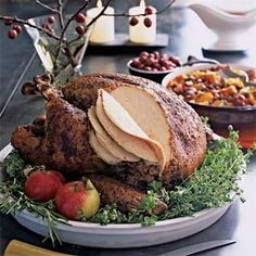 How To Make: Dry-Cured Rosemary Turkey - Thanksgiving Turkey Recipe