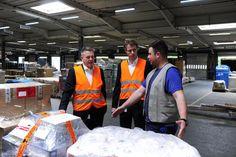 Göttinger Logistikdienstleister Zufall gibt Mitarbeitern mehr Verantwortung / Wirtschaft vor Ort / Wirtschaft / Nachrichten - Goettinger-Tageblatt.de