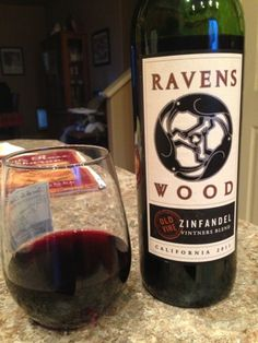 Fine Wine on a Budget - Ravenswood Old Vine Zin!