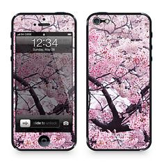 "Da Code ™ Skin for iPhone 5: ""Cherry Blossom (Sakura)"" (Plants Series) – USD $ 9.99"