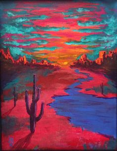 """Cutting The Canyon"" - J. Travis Duncan #jtravisduncan #panoplei"