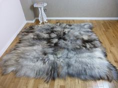 Our Icelandic sheepskin hides are tanned using a completely natural process, free from harsh chemicals, which results in a beautifully soft and supple rug. Mattress Covers, Seat Covers, Grey Sheepskin Rug, Cold Night, Bedroom Flooring, Large Rugs, Natural Skin, Iceland, Shag Rug