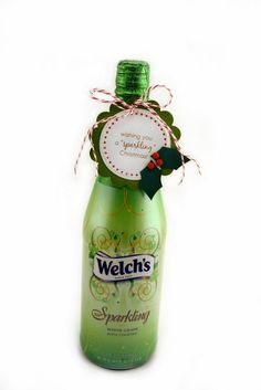 Here's several cute ideas for neighbor gifts along with the matching tags for the gift theme