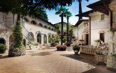 Hotel Ville Montefiori - Gardone Riviera, Garda Lake - Gardalake.com