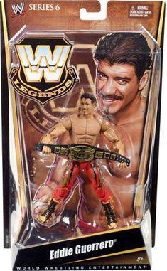 Wrestling Stars, Wrestling Wwe, Attitude Era, Figuras Wwe, Wwe Lucha, Eddie Guerrero, Wwe Toys, Wwe Action Figures, Wwe Elite