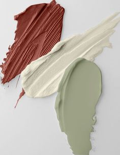 Color palettes 409898003587112280 - Spice of Life DET 439 Bay Salt DET 642 Flagstone Quartzite DET 517 Dunn-Edwards Color of the Year Paint Swatched Source by summermilky