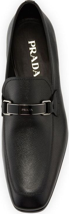 Prada Loafers✖️More Pins Like This One At FOSTERGINGER @ Pinterest✖️