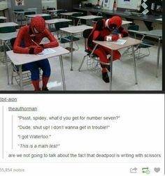 Deadpool :3