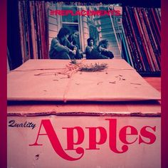 'Let It Be' by the Replacements + a box of apples from Minnesota