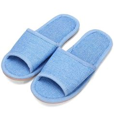 Open Toe FlatHome Slippers