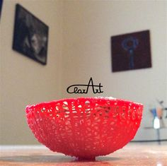 ClarArt - creations & ideas: 3D Pen tiny ramen jewel box
