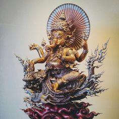 Ganesha, trae buena suerte para el negocio