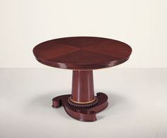 23021 // Decca // Traditional Collection // Traditional Round Dining Table