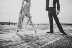 A Ballerina Wedding in Seattle - Photos by A Fist Full of Bolts