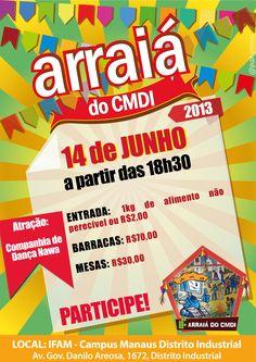 Festa Junina - CMDI_2013