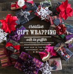 beautiful printables lables and gift wrapping, DIY tutorials. etc