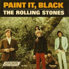 50 años del 'Paint, it black' de Sus Majestades THE ROLLING STONES http://www.woodyjagger.com/2016/05/50-anos-paint-it-black-rolling-stones.html