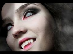 vampire makeup ideas for women
