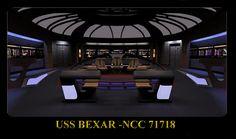 USS Bexar NCC 71718 - REGION 3