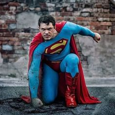 Superman Cosplay, Dc Cosplay, Captain America, Fictional Characters, Style, Fashion, Swag, Moda, Fashion Styles