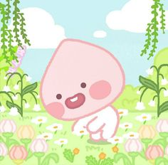 Apeach Kakao, Kakao Friends, Line Friends, Coloring Books, Cool Pictures, Hello Kitty, Snoopy, Graphics, Nice