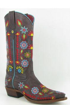 Jambalaya Southwesterly Soul Cowboy Boots
