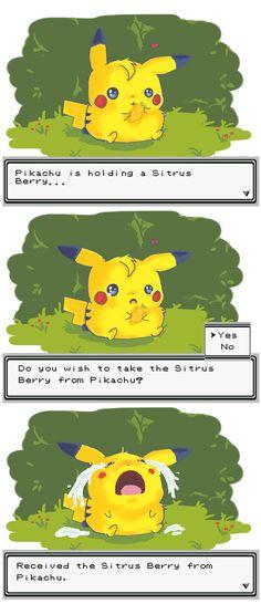 Sitrus Berry by erratic-werebunny.deviantart.com on @deviantART
