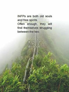 Old Soul and Free Spirit