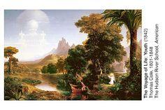 A Generous Education: Hudson River School Art Cards (2013-14 term 3)